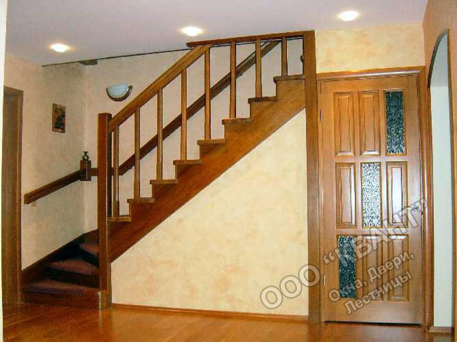 Лестницы фото - Деревянные лестницы. .